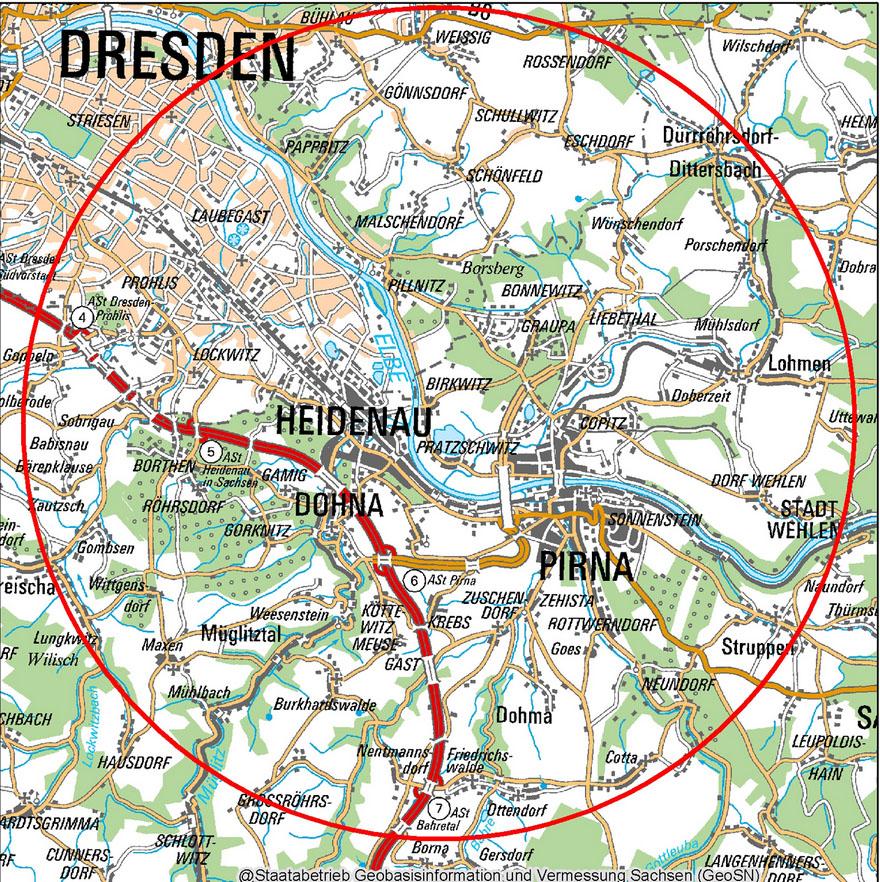 Karte: Landratsamt